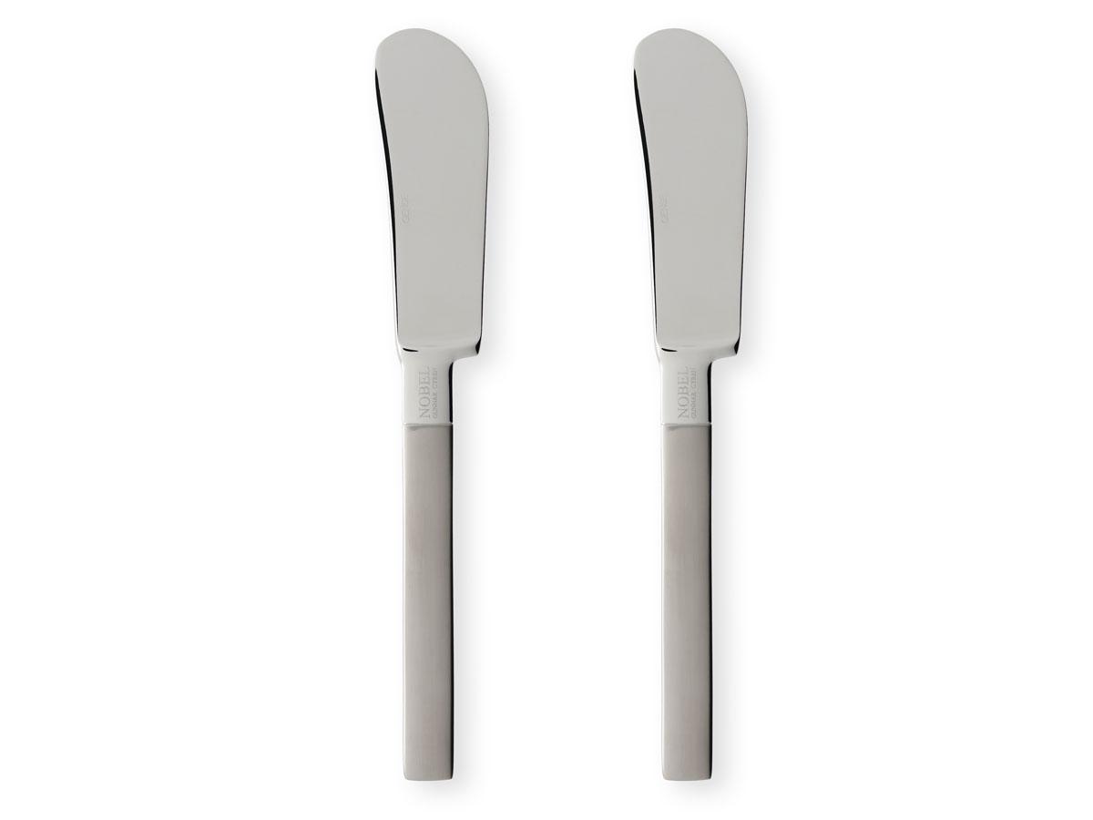 Gense Nobel Steel Smörknivar