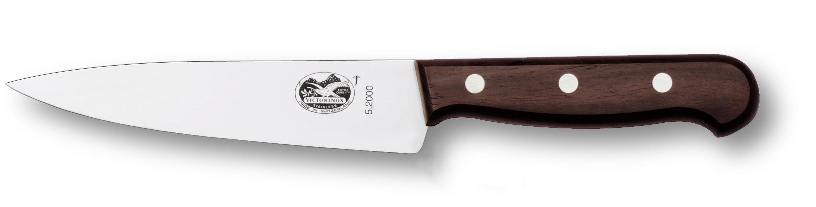 Victorinox Kockkniv 15 cm Rosenträ