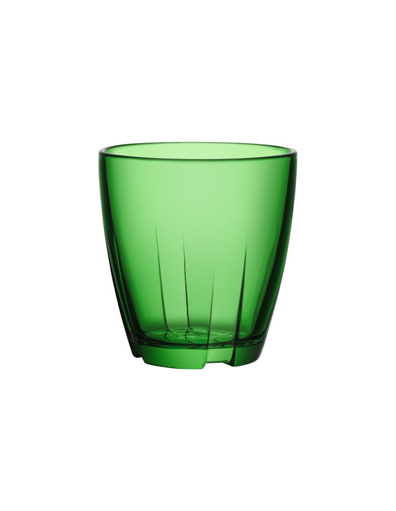 Kosta Boda Bruk Tumblerglas Grön Liten