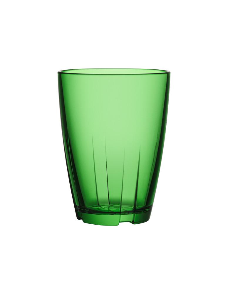 Kosta Boda Bruk Tumblerglas Grön Stor