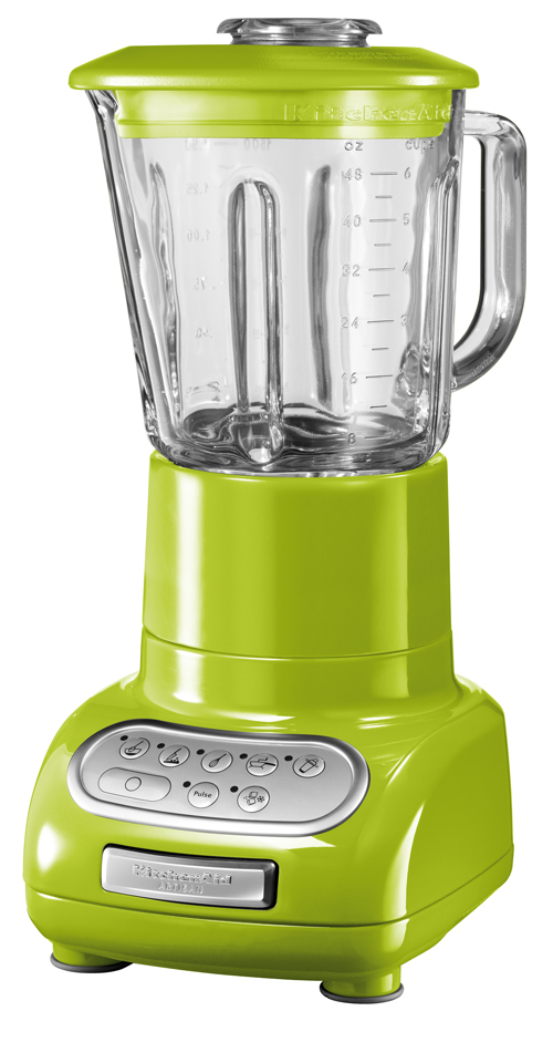 KitchenAid Artisan Mixer 5KSB555 Applegreen med Extra Minikanna
