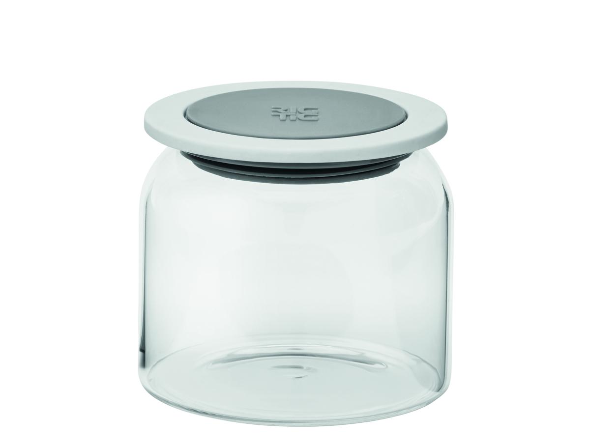 Rig-Tig by Stelton GOODIES förvaringsburk med lock glas – 05 l