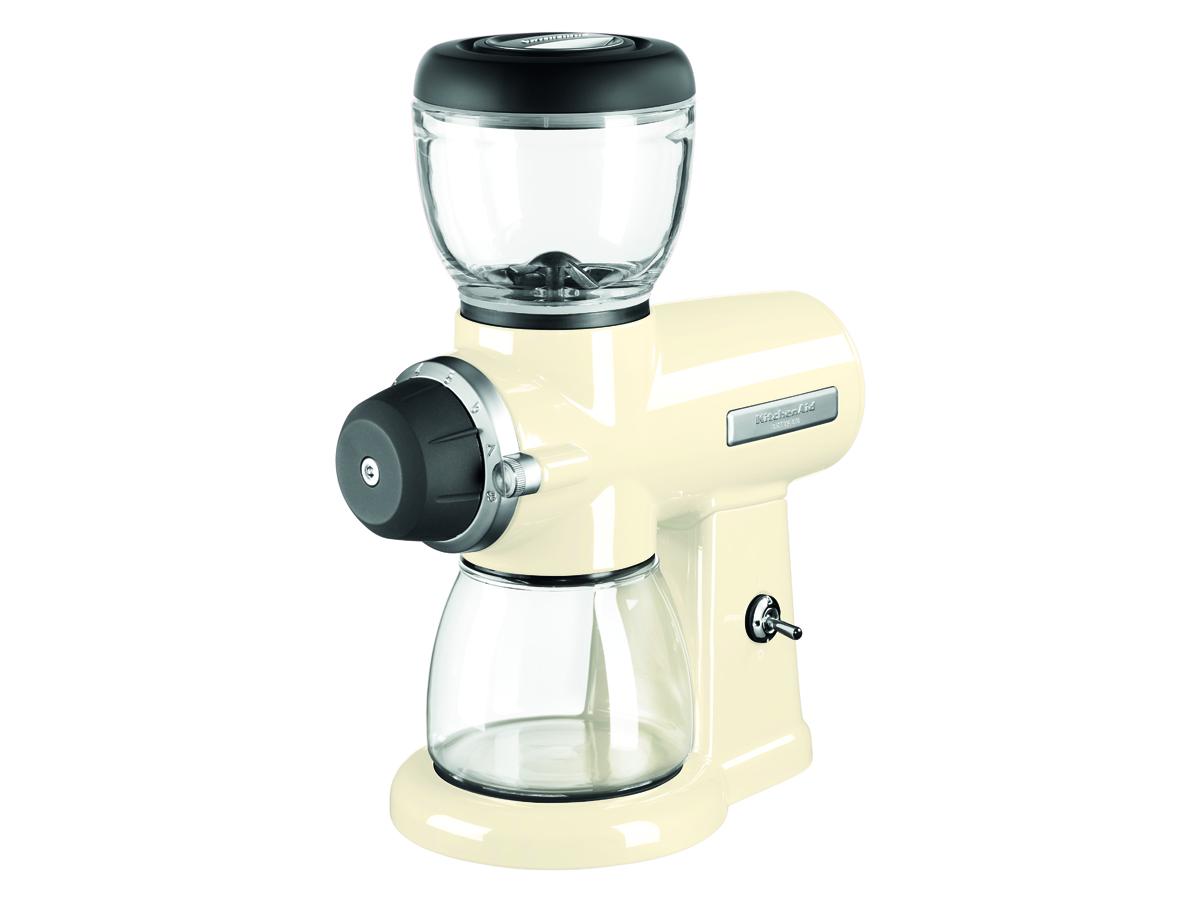 KitchenAid Artisan Kaffekvarn – Creme