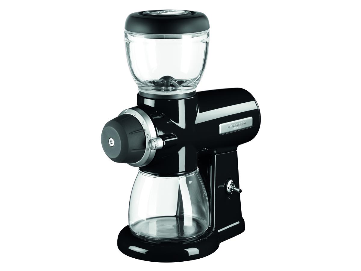 KitchenAid Artisan Kaffekvarn – Svart