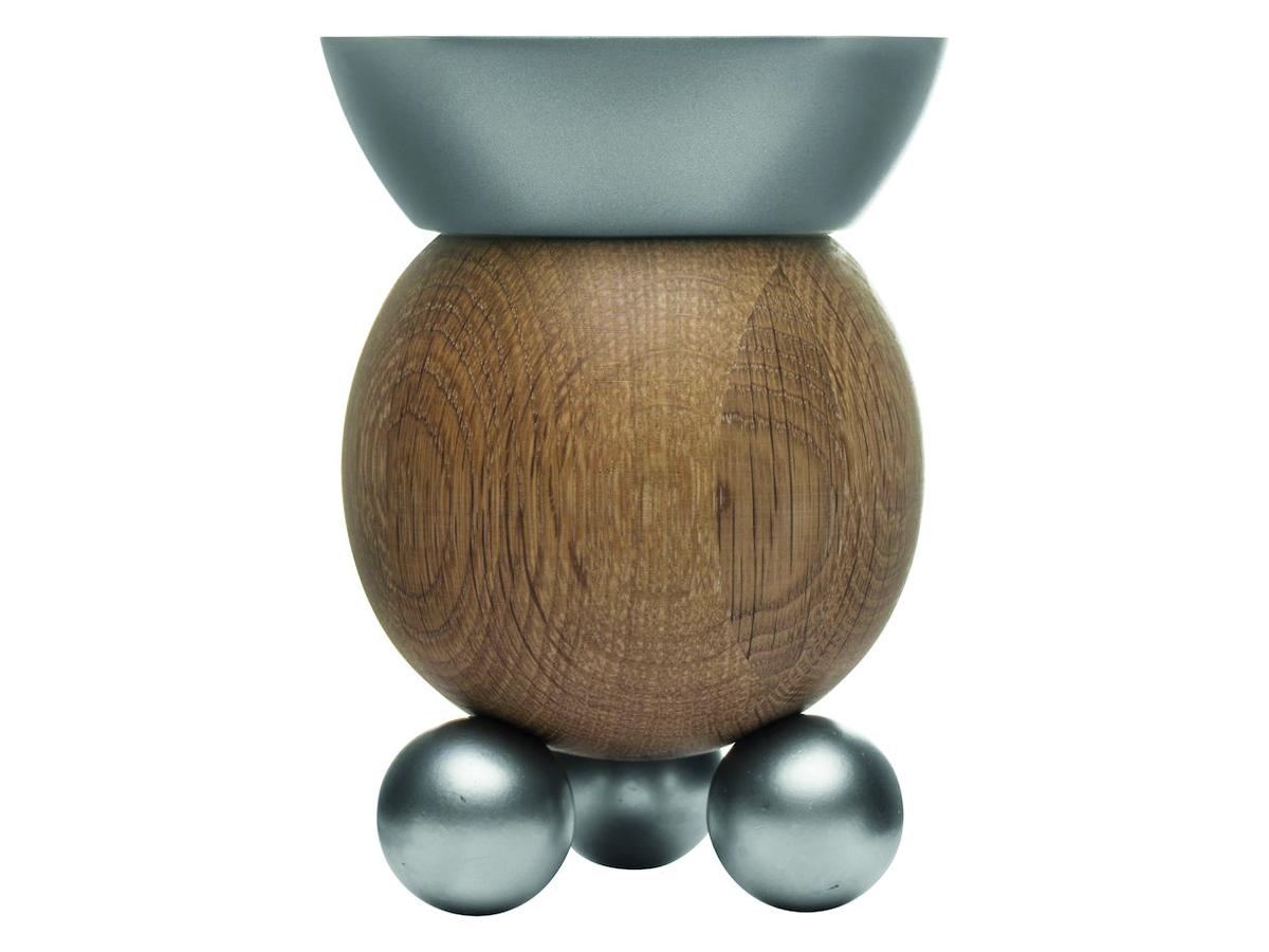 Sagaform Oval Oak Ljusstake