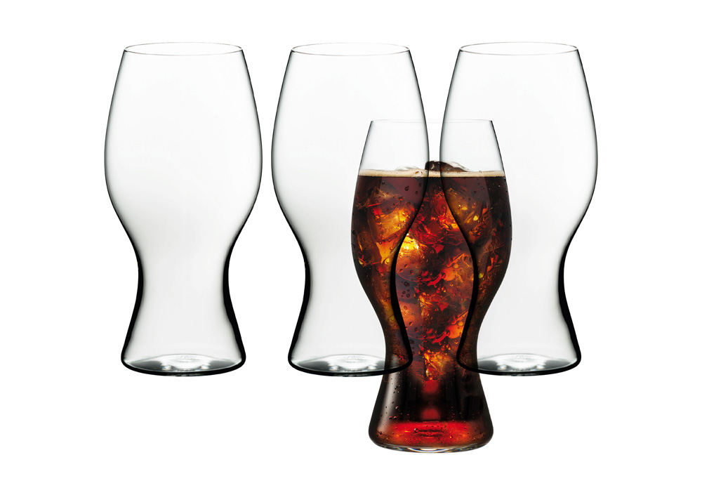 Riedel Coca Cola Glas 48 cl 4-pack