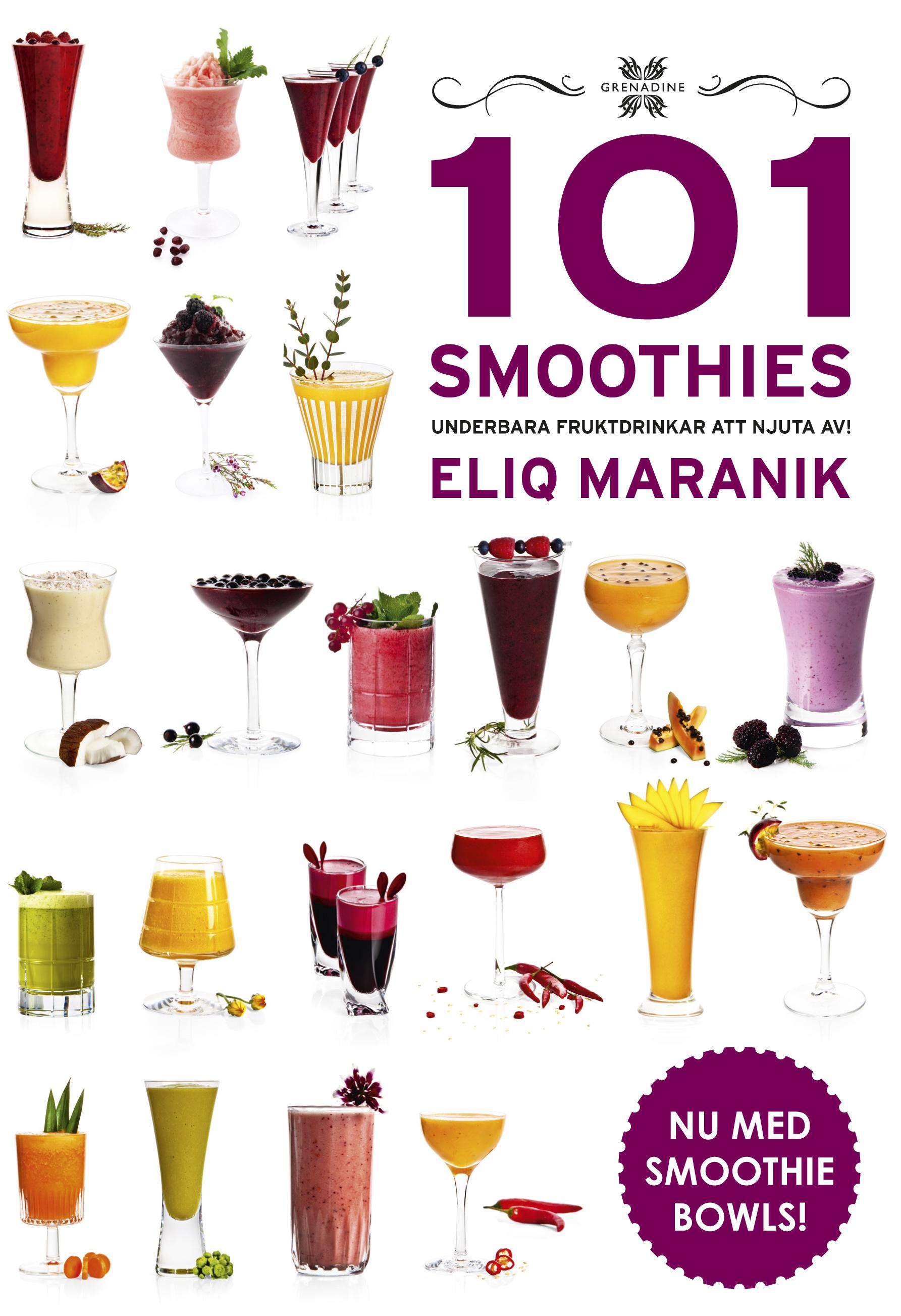 101 Smoothies Av Eliq Maraniq