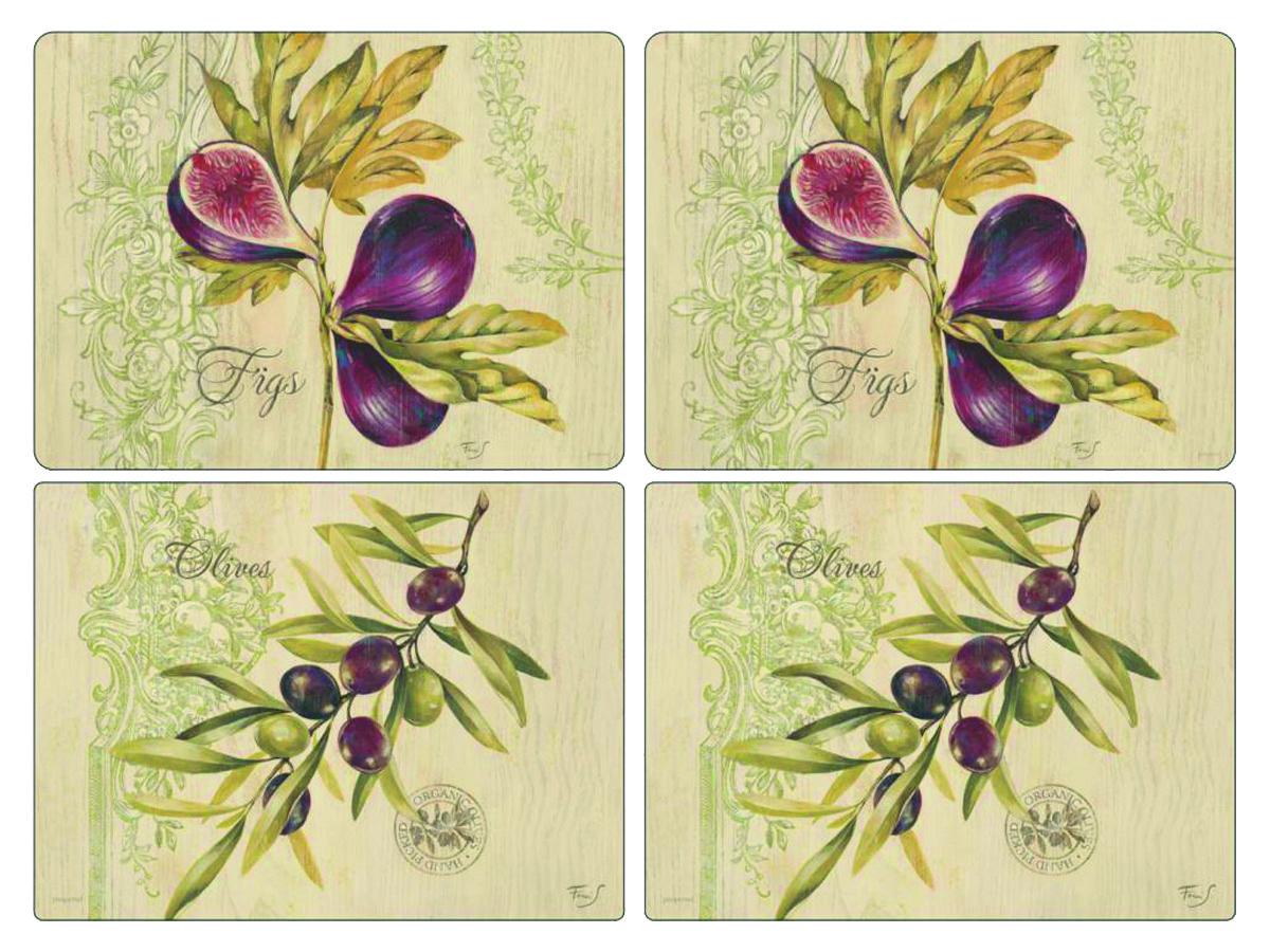 Pimpernel Olives & Figs Bordsunderlägg 4-pack