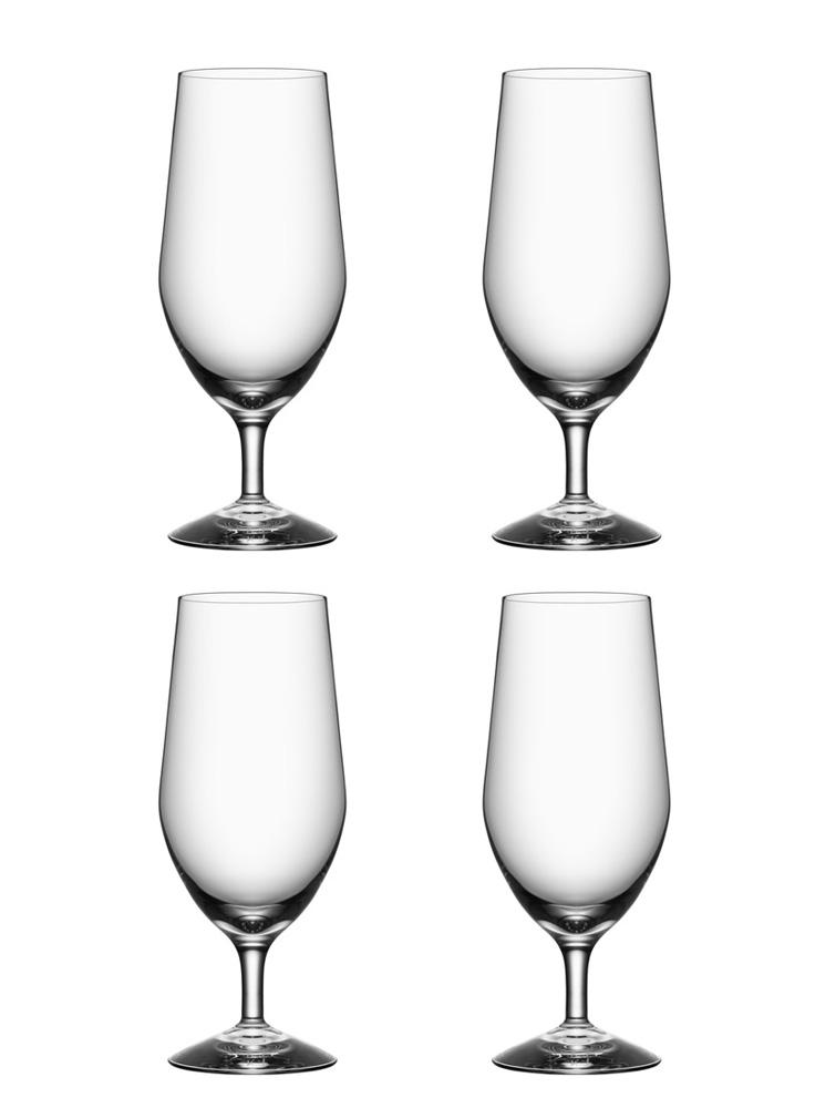 Orrefors Per Morberg Ölglas 61 cl 4 st