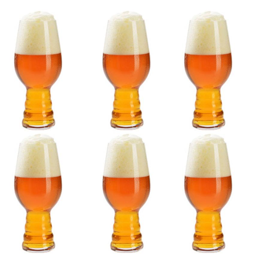 Spiegelau Beer Classics IPA 6 Pack