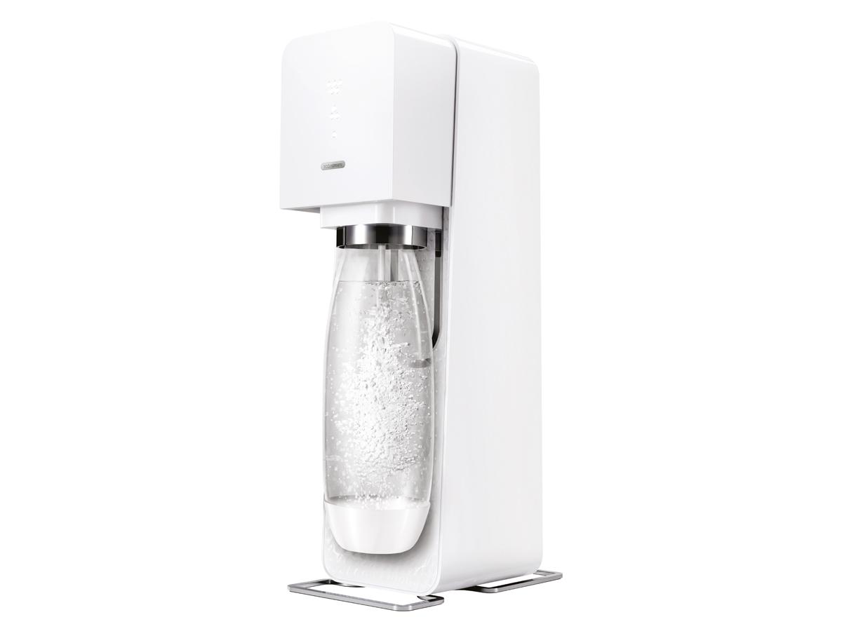 SodaStream Source Kolsyremaskin Vit