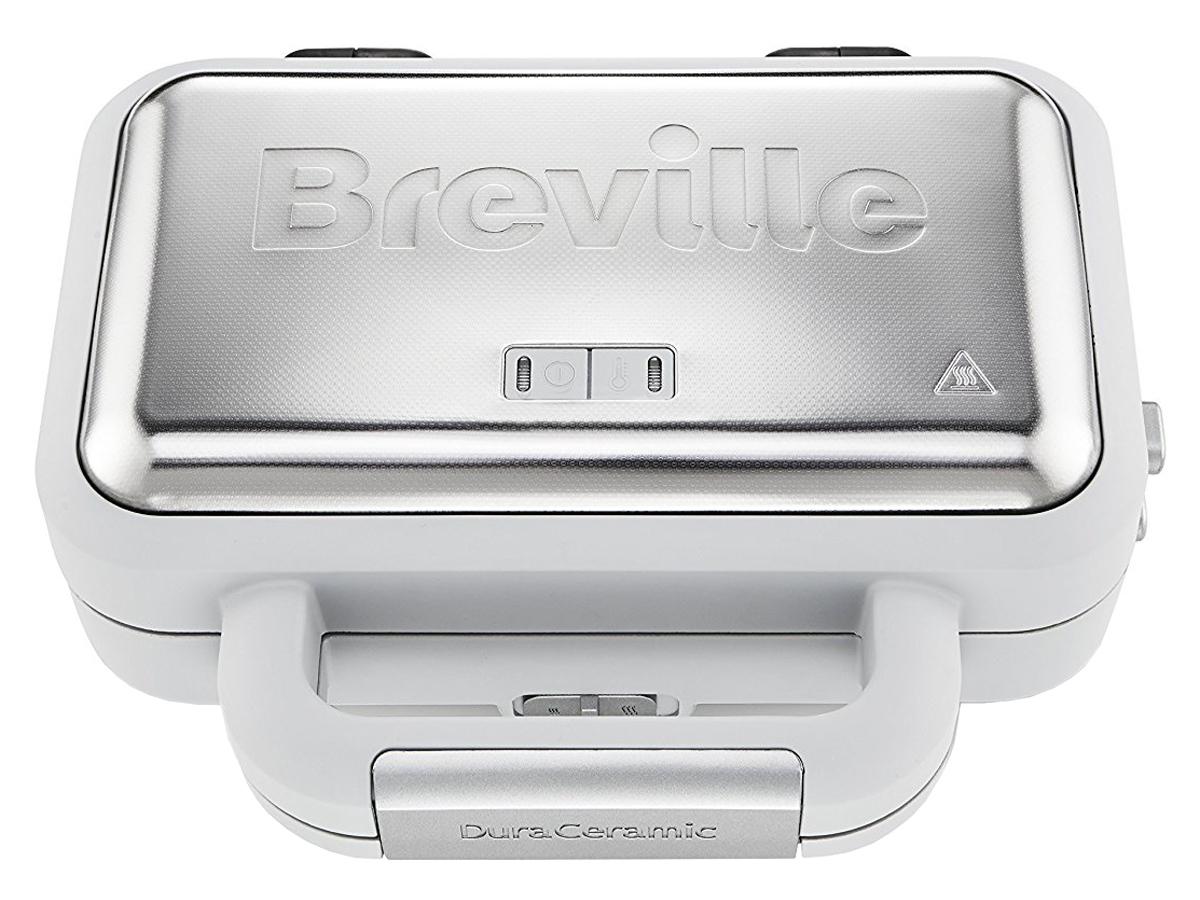 Breville Smörgåsgrill DuraCeramic 2 skivor , djup