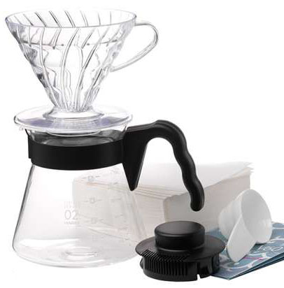 Hairo V60 Pour Over Kit