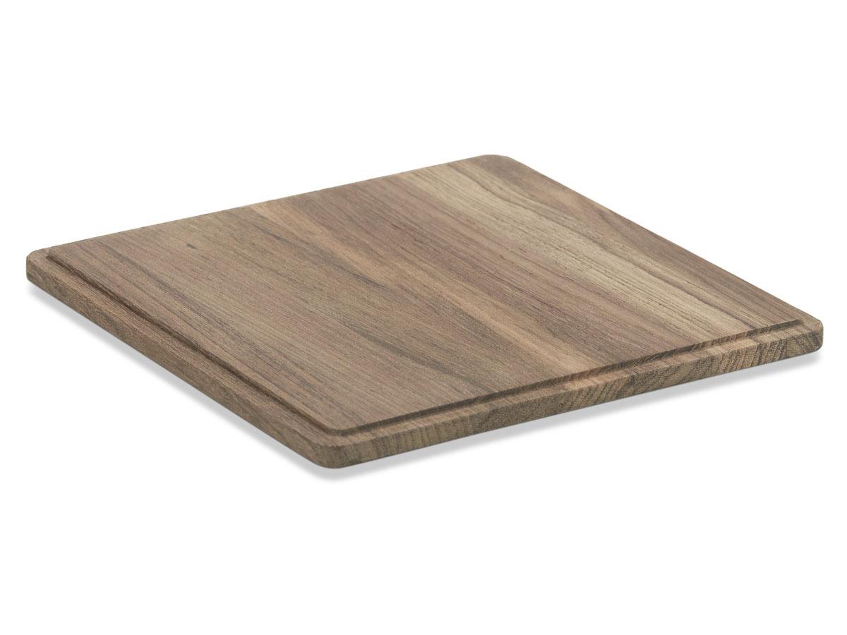 Skagerak Plank Plankebiff Skjærebrett Kvadratisk Teak