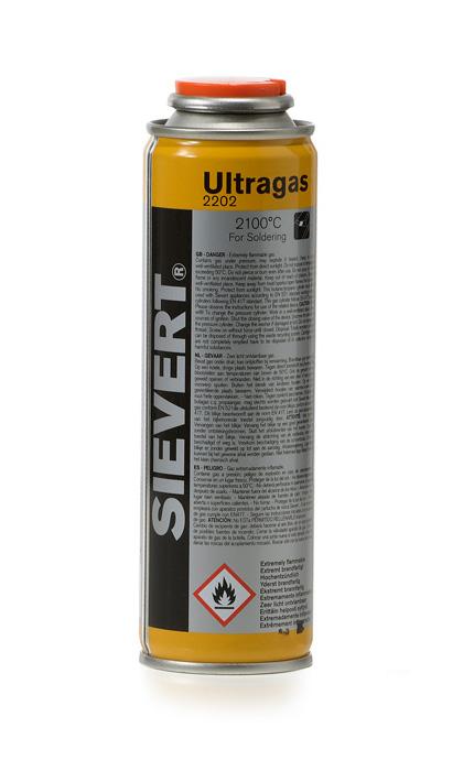Sievert Ultragass Gassflaske 110 ml til Sievert Handyjet