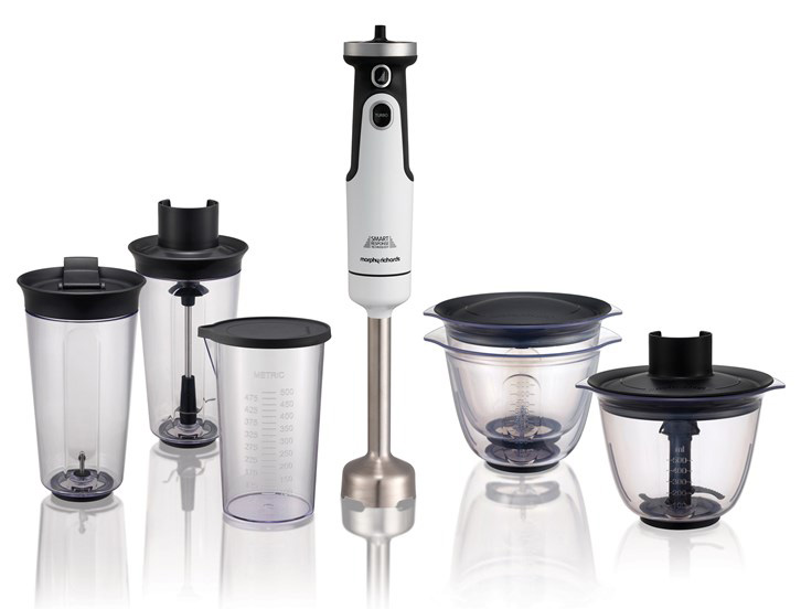 Morphy Richards Stavmixer Total Control Multi Set Vit