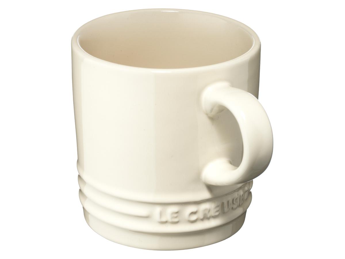 Le Creuset Mugg 0,35L Creme