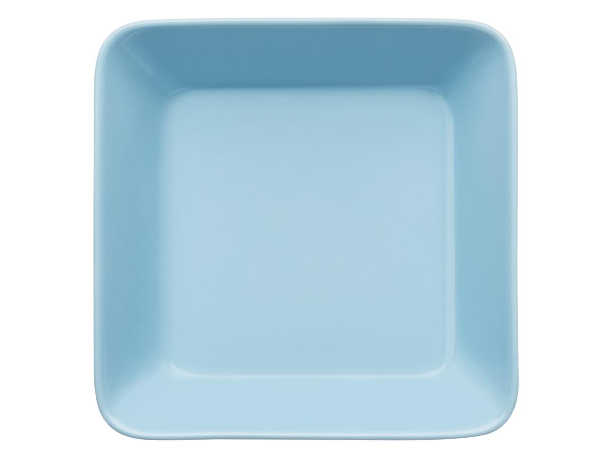 Iittala Teema tallrik 16×16 cm ljusblå