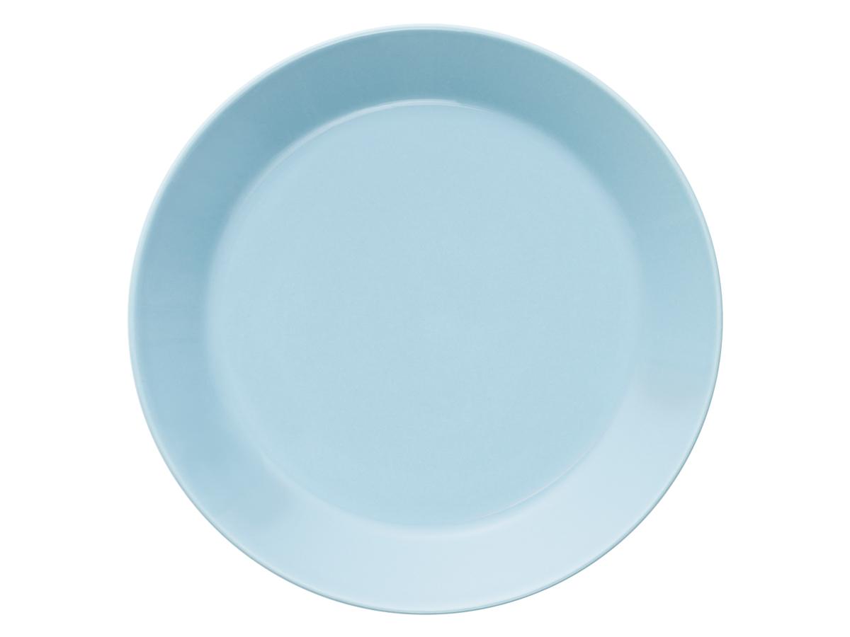 Iittala Teema tallrik 21 cm ljusblå