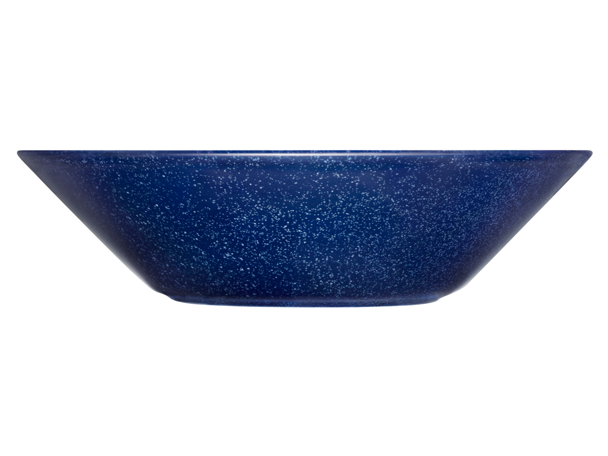 Iittala Teema tallrik djup 21 cm melerad blå