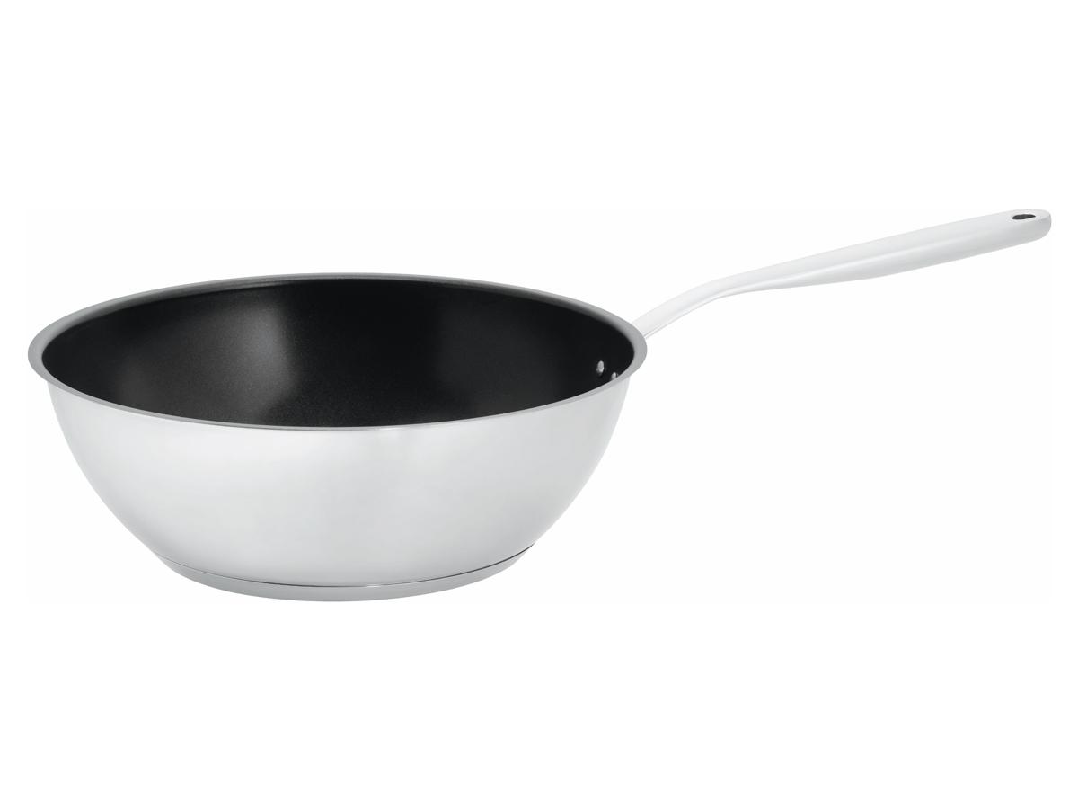 Fiskars All Steel wok 28 cm/45 L