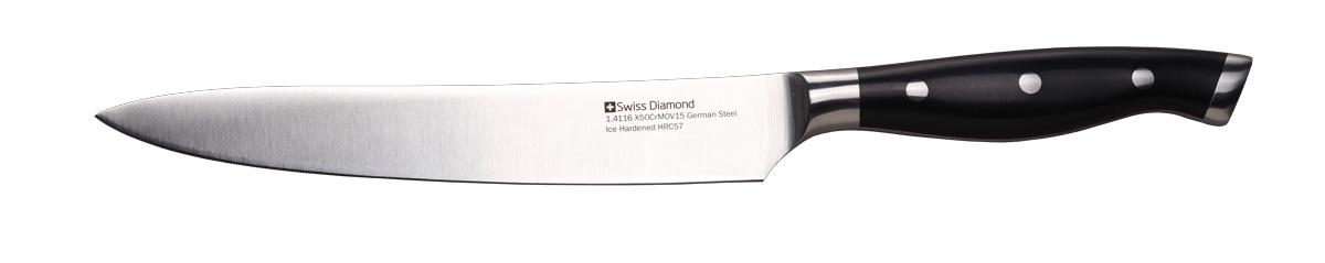 Swiss Diamond Prestige Trancherkniv 20 cm