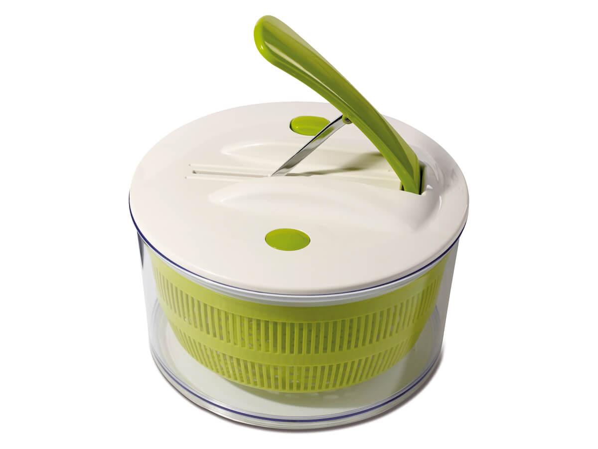 Salladsslunga Funktion Lime