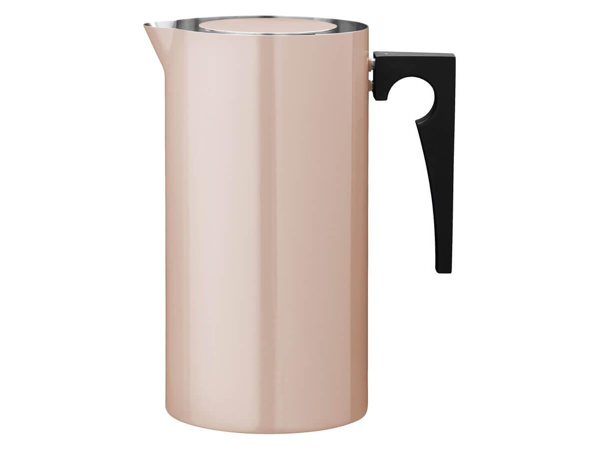 Stelton Cylinda-line 50 års Jubileum Pressbryggare 1 liter Powder