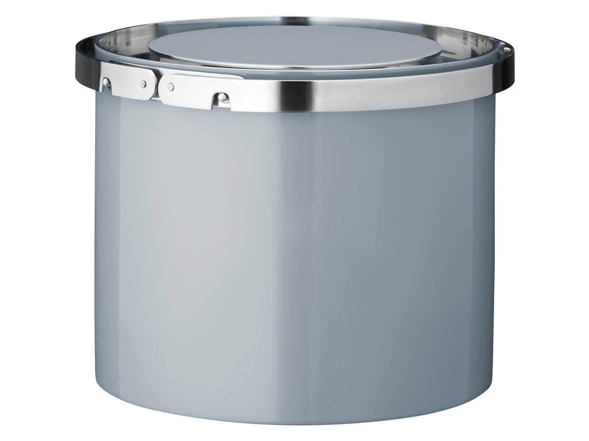 Stelton Cylinda-line 50 års Jubileum Ishink 1 liter Smokey Blue