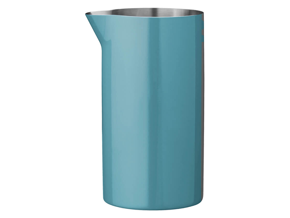Stelton Cylinda-line 50 års Jubileum Gräddkanna 015 liter Dusty Teal