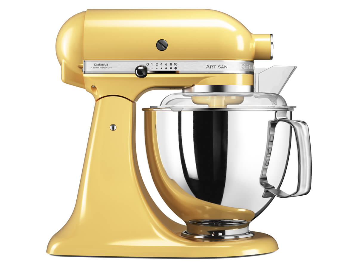 KitchenAid Artisan KSM175PSEMY Gul