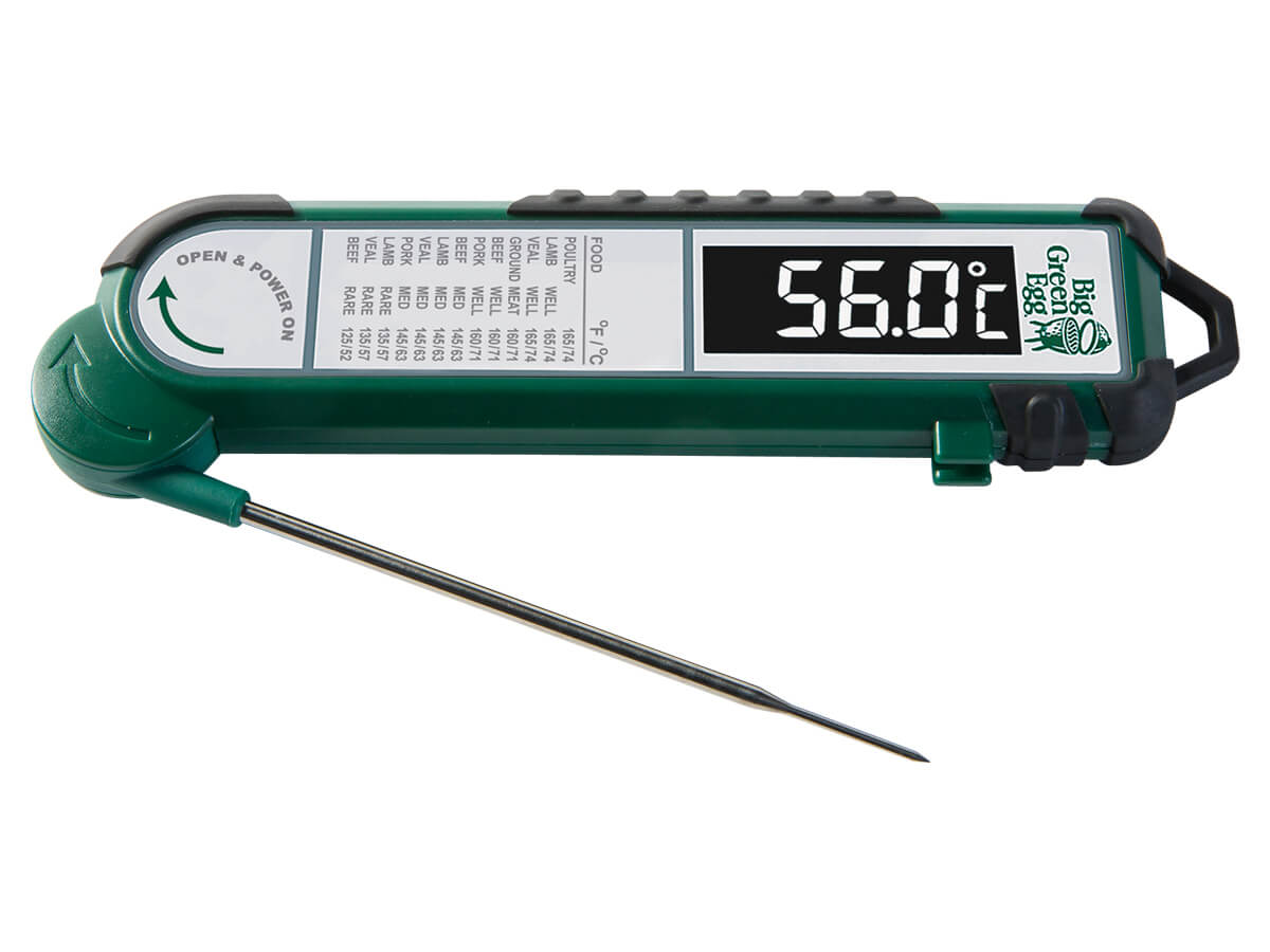 Big Green Egg Instant Read Termometer
