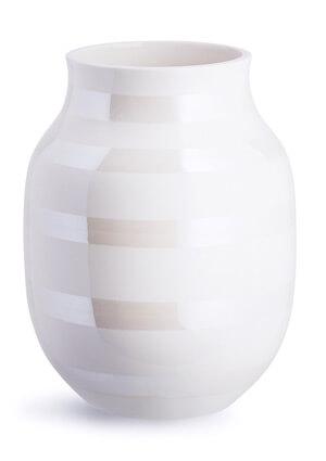 Kähler Omaggio Vas 200 mm Pärlemor