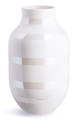 Kähler Omaggio Vas 305 mm Pärlemor