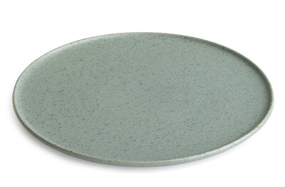 Kähler Ombria Tallrik Ø220 mm Granite Green