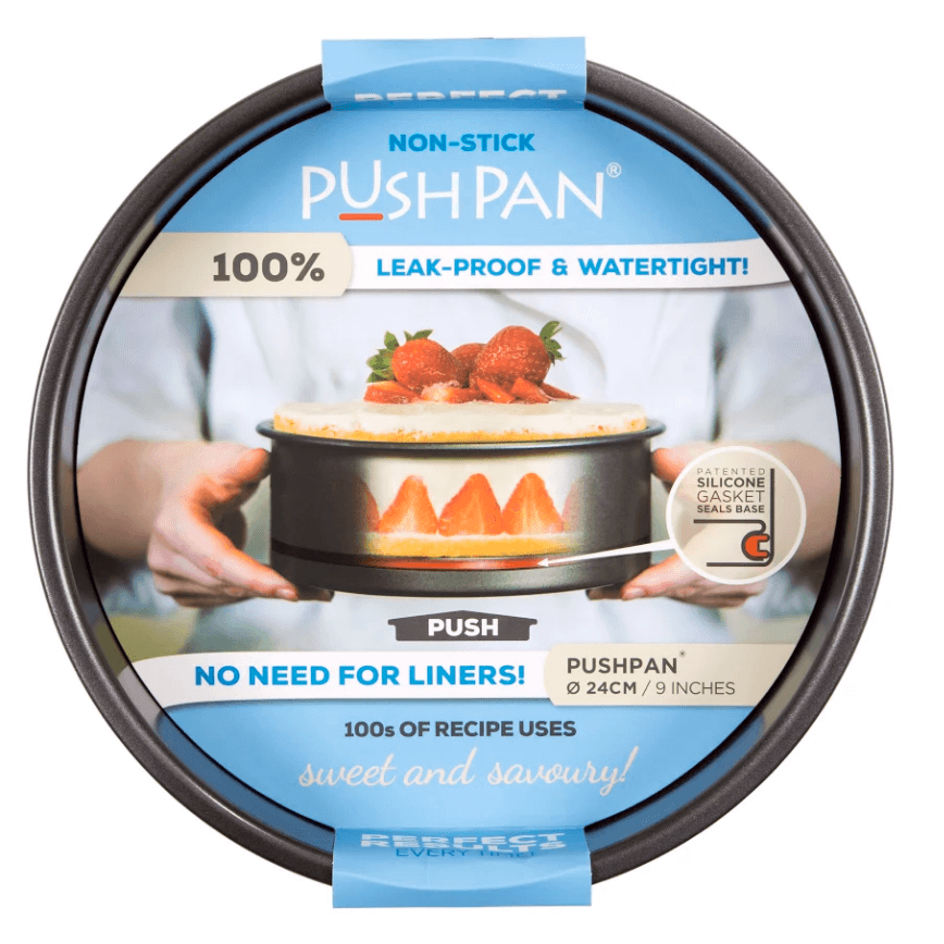 PushPan Springform Non-stick 24 cm Låg