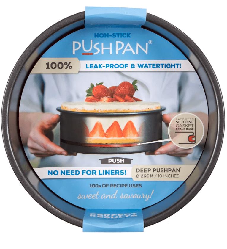 PushPan Springform Non-stick 29 cm Hög