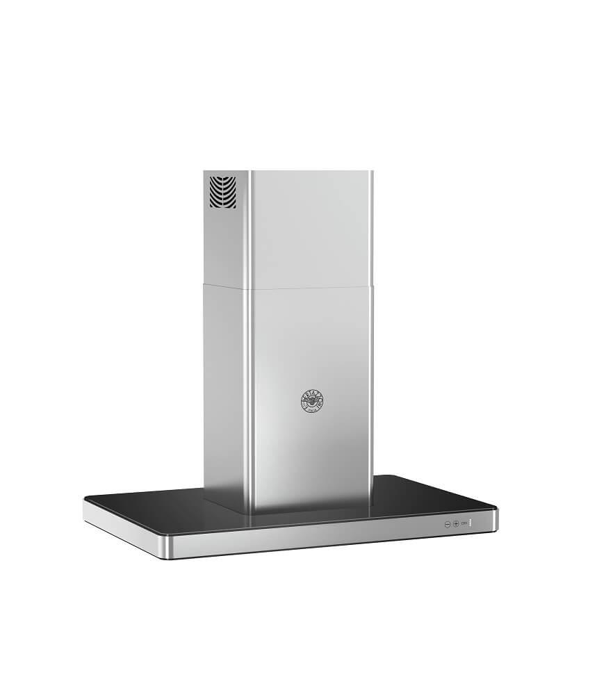 Bertazzoni Fläktkåpa KIV90NE 90 cm Design-serien rostfri