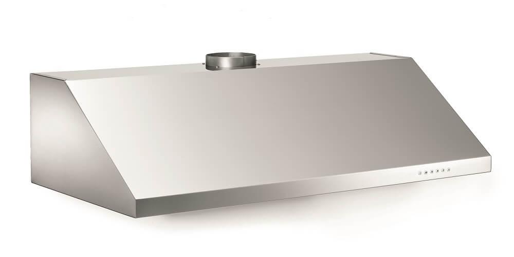 Bertazzoni Fläktkåpa KU100PRO1X 100 cm Professional-serien rostfri