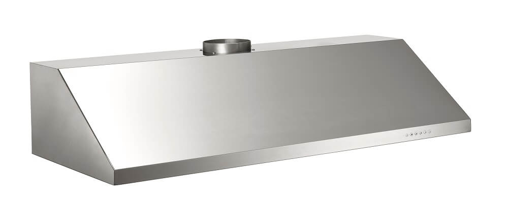 Bertazzoni Fläktkåpa KU120PRO1X 120 cm Professional-serien rostfri