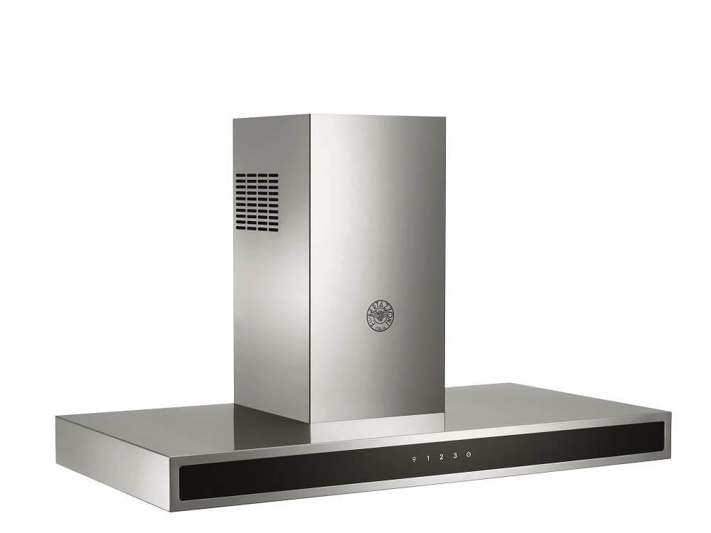 Bertazzoni Fläktkåpa KG90CONXA 90 cm Design-serien rostfri