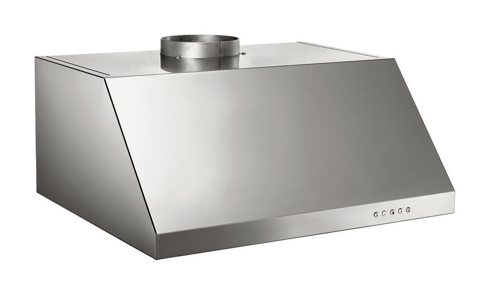 Bertazzoni Fläktkåpa KU60PRO1X 60 cm Professional-serien rostfri