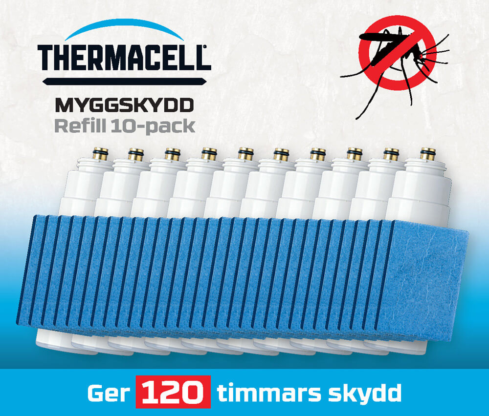 Thermacell Refill-pakke 10 stk