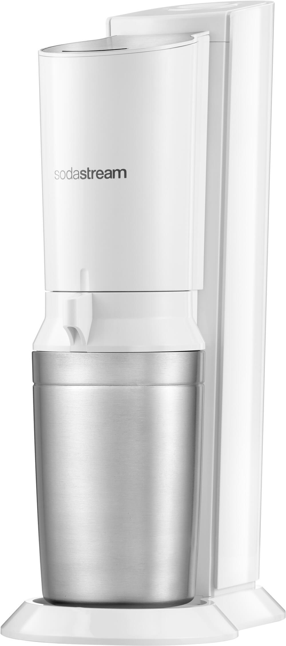 SodaStream Crystal Kolsyremaskin Vit/Metall