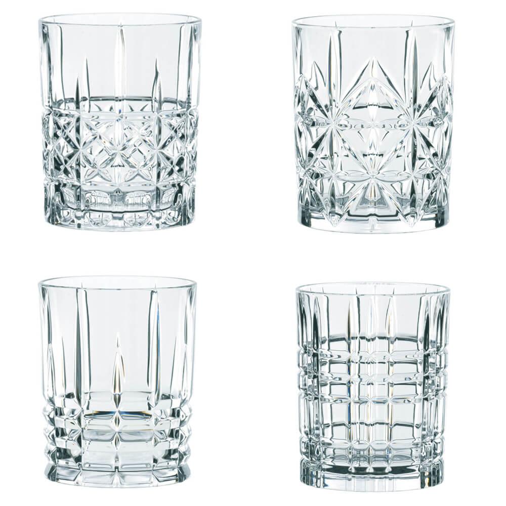 Nachtmann Highland Tumbler Glass 34,5 cl 4 stk