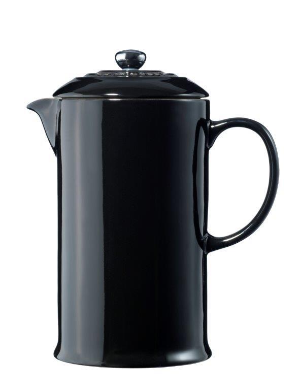 Le Creuset Presskanna 0,8 L Black