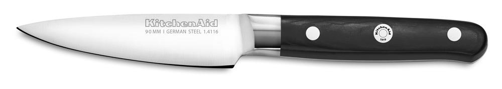 KitchenAid Skalkniv med Rakt Blad 9 cm