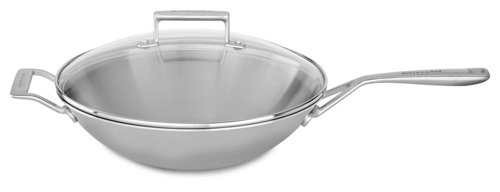 KitchenAid Wokpanna 33 cm