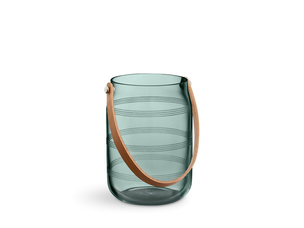 Kähler Omaggio Lanterna 16 cm Grön