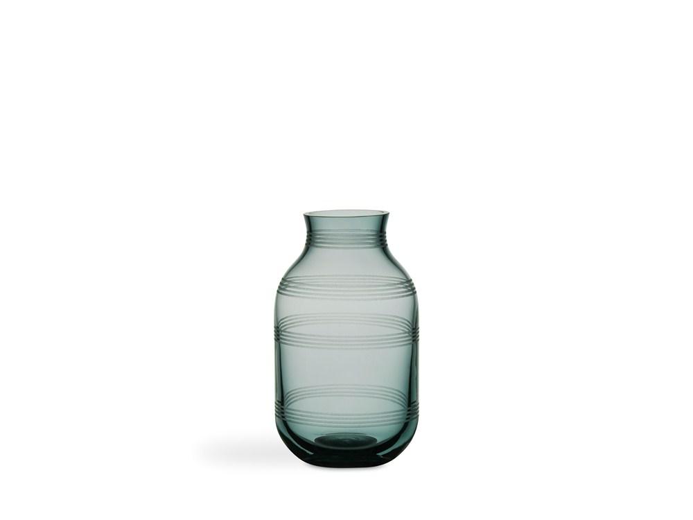 Kähler Omaggio Vas Ø8,2 cm Grön